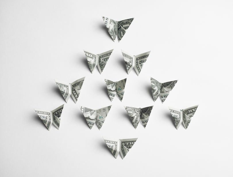 Geld Origami
