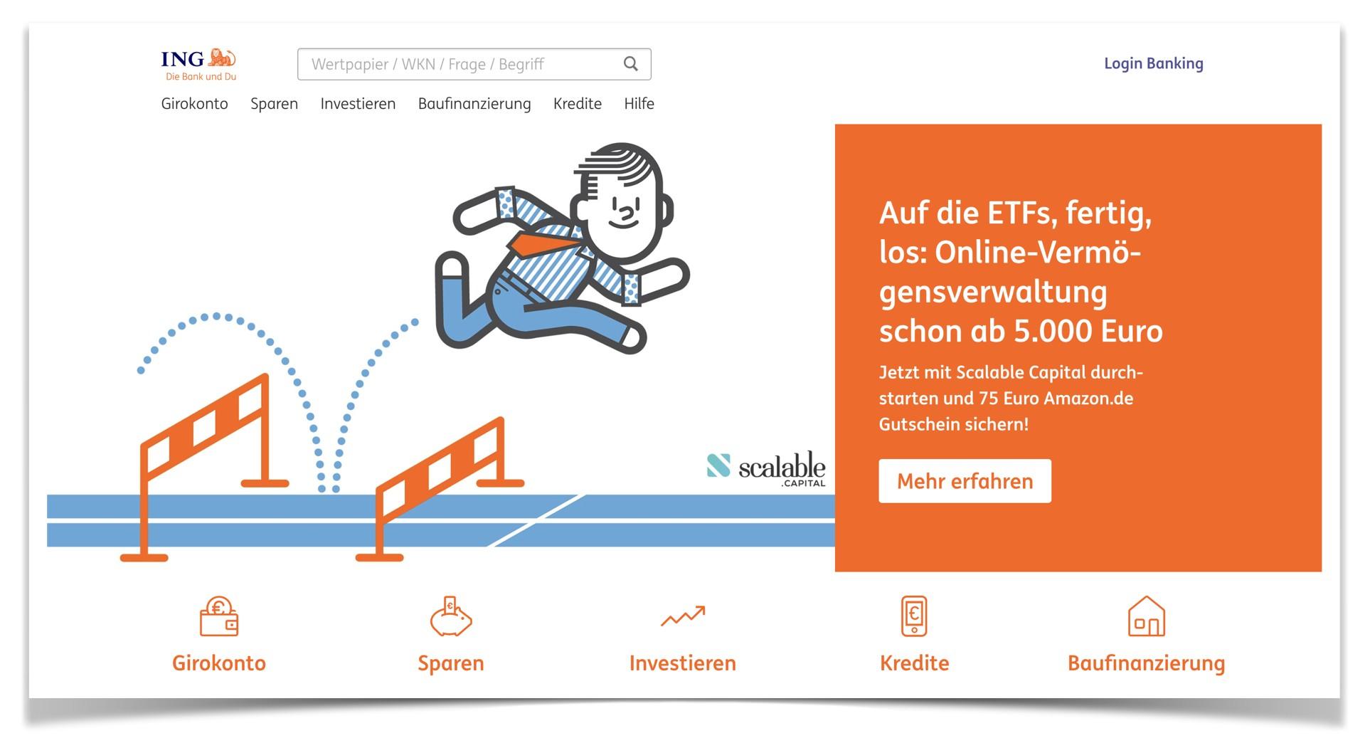 ING Website