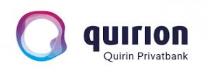 Quirion Logo weiß