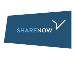 ShareNow Logo