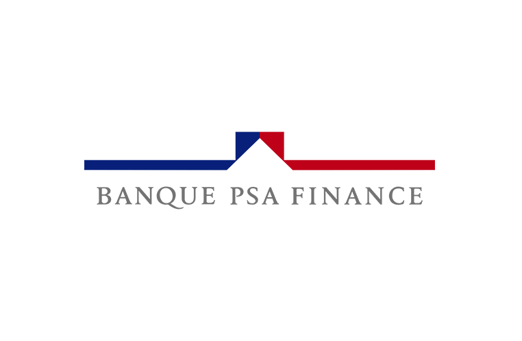 banque psa finance logo